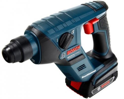 Перфоратор Bosch GBH 18 V-LI Compact 2 патрон:SDS-plus уд.:1Дж 18Вт аккум. (кейс в комплекте)