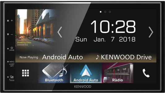 Автомагнитола Kenwood DMX7018BTS 2DIN 4x50Вт автомагнитола kenwood dmx110 2din 4x50вт