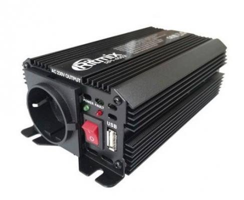 Автоинвертор Ritmix RPI-4002 400Вт автоинвертор wester psw250