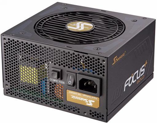 БП ATX 1000 Вт Seasonic FOCUS PLUS (SSR-1000FX) бп atx 1000 вт chieftec silicon slc 1000c