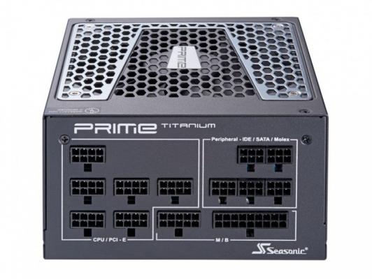 БП ATX 750 Вт Seasonic PRIME ULTRA TITANIUM SSR-750TR цена