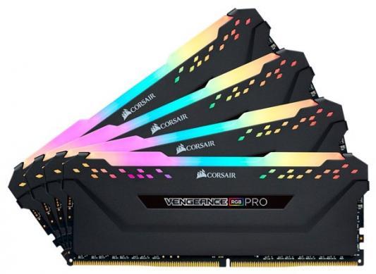 Оперативная память 32Gb (4x8Gb) PC4-28800 3600MHz DDR4 DIMM CL18 Corsair CMW32GX4M4C3600C18