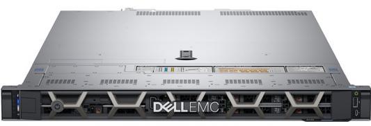 """Сервер Dell PowerEdge R440 2xBronze 3106 2x16Gb 2RRD x8 2.5"""" RW H330 LP iD9En 1G 2P 2x550W 3Y PNBD (210-ALZE-14) цена и фото"""