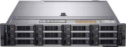 "лучшая цена Сервер Dell PowerEdge R540 1xSilver 4114 1x16Gb 2RRD x8 1x1Tb 7.2K 3.5"" SATA RW H730p LP iD9En 1G 4P 1x750W 3Y NBD (R540-7007)"