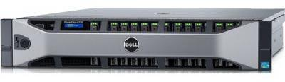 Сервер Dell PowerEdge R730 1xE5-2650v4 x16 2.5 RW H730 iD8En 1G 4P 1x750W 3Y PNBD (210-ACXU-335)