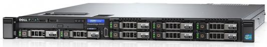 Сервер Dell PowerEdge R430 1x8Gb 2RRD x10 .5 SATA RW S130 iD8En+PC 1G 4P 1x550W 3Y NBD (210-ADLO-291)