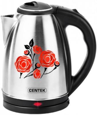 Чайник Centek CT-1068 ROSE матовый электрический чайник centek ct 1068