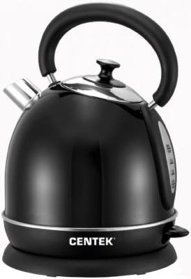 Чайник Centek CT-1078 Black чайник centek ct 0055
