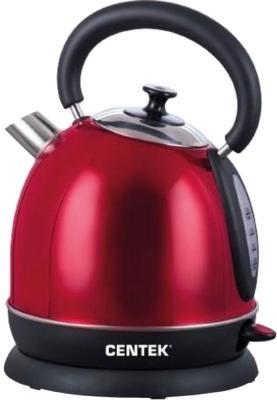 Чайник Centek CT-1078 Red чайник centek ct 0055