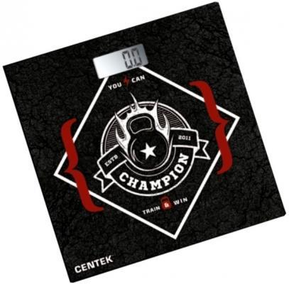 Весы напольные Centek CT-2416 Champion напольные весы centek ct 2430 3d