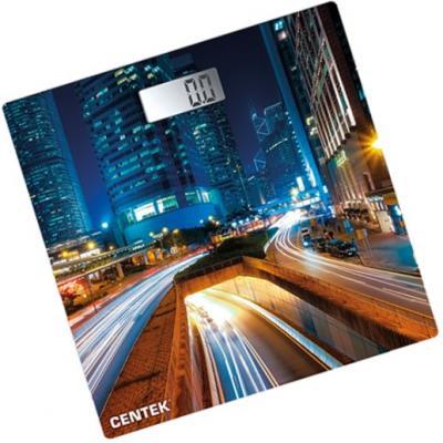 Весы напольные Centek CT-2428 City напольные весы centek ct 2430 3d