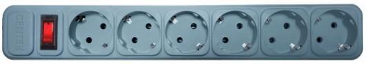 Сетевой фильтр Centek СТ-8900-5-4,5 5 розеток 4.5 м