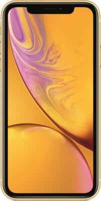 Смартфон Apple iPhone XR 64 Гб жёлтый (MRY72RU/A)