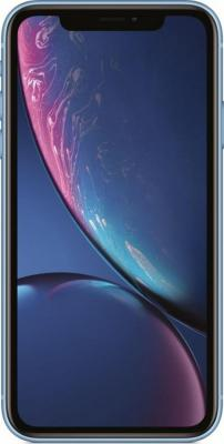 Смартфон Apple iPhone XR 128 Гб синий (MRYH2RU/A) hv 431 b