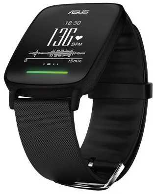 Персональное наручное устройство к смартфону Asus VivoWatch (HC-A01B) asus vivowatch black