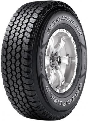 Шина Goodyear Wrangler All-Terrain Adventure With Kevlar 235/70 R16 109T шина cordiant all terrain 235 60 r16 104t