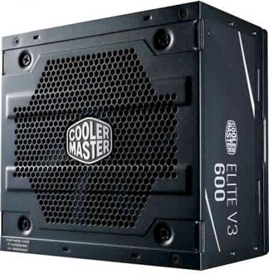 Блок питания ATX 600 Вт Cooler Master Elite V3 600W MPW-6001-ACABN1-EU