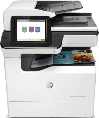 Фото - HP PageWide Ent Color MFP 780dn (p/s/c, A3, 1200dpi, 45(up to 65)ppm, Duplex, 3,5 Gb,2trays 100+550, ADF 200, USB/GigEth/2 host USB, 1y war, cartridges Black 10000 & CMY 8000 pages in box) émile durkheim who wanted war the origin of the war according to diplomatic documents