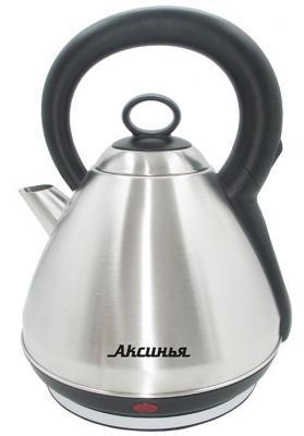 Чайник электрический DELTA КС-1010 2200 Вт Нержавеющая сталь 3 л нержавеющая сталь чайник bosch twk7804 2200 вт красный 1 7 л нержавеющая сталь