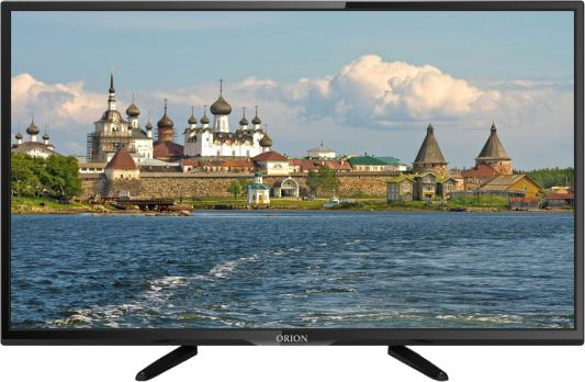 Телевизор Orion ПТ-81ЖК-150ЦТ черный elektrostandard orion черный