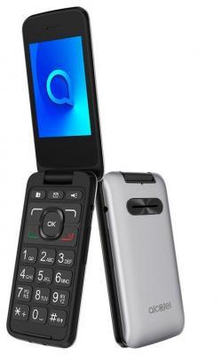 Мобильный телефон Alcatel OT-3025X черный серый мобильный телефон alcatel one touch 1016d pure white