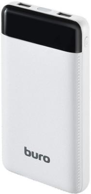 Фото - Мобильный аккумулятор Buro RC-21000-WT Li-Ion 21000mAh 2.1A белый 2xUSB внешний аккумулятор для портативных устройств buro rc 5000wb 5000mah белый голубой rc 5000wb