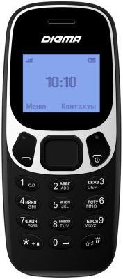 Мобильный телефон Digma Linx A105N 2G 32Mb черный моноблок 1.44 68x96 GSM900/1800 сотовый телефон digma linx alfa 3g black