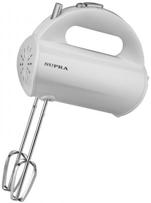 цены Миксер ручной Supra MXS-522 500Вт белый