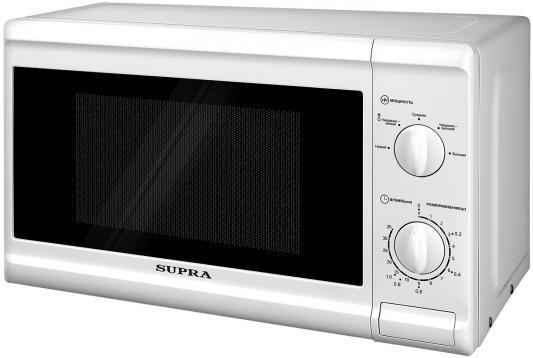 Микроволновая Печь Supra 20MW06 20л. 700Вт белый