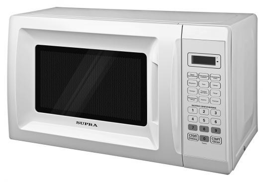 Микроволновая Печь Supra 20SW18 20л. 700Вт белый микроволновая печь supra mw g2119ts