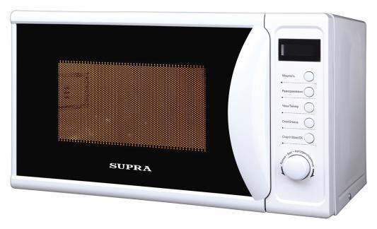 Микроволновая Печь Supra 20TW16 20л. 700Вт белый