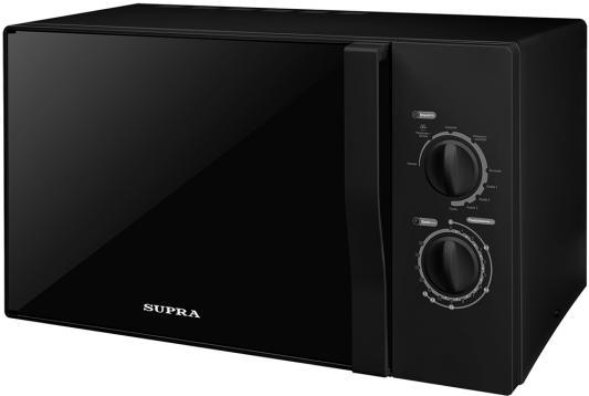 Микроволновая Печь Supra 23MBG45 23л. 800Вт черный мини печь supra mts 322n