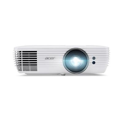 Фото - Проектор Acer V6815 3840x2160 2400 люмен 10000:1 белый MR.JQJ11.001 проектор acer pd1520i 1920х1080 2000 люмен 1000000 1 белый mr jr411 001