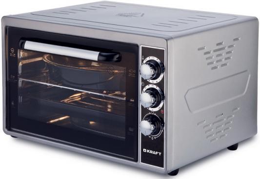Мини-печь Kraft KF-MO 3801 GR серый