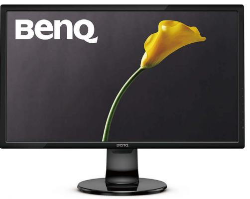 Монитор 24 BENQ GL2460BH черный TN 1920x1080 250 cd/m^2 1 ms HDMI VGA DVI Аудио