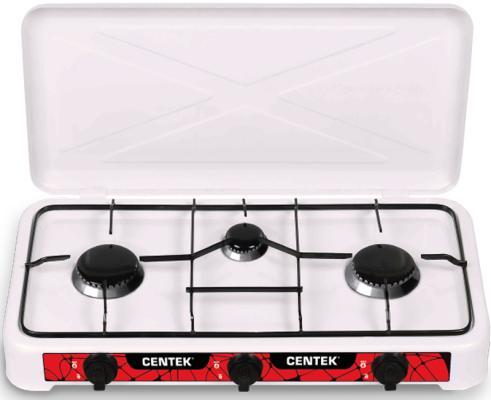 Газовая плита Centek CT-1522 белый плита centek ct 1520