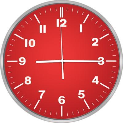 Часы настенные Centek СТ-7100 Red часы nixon porter nylon gold white red