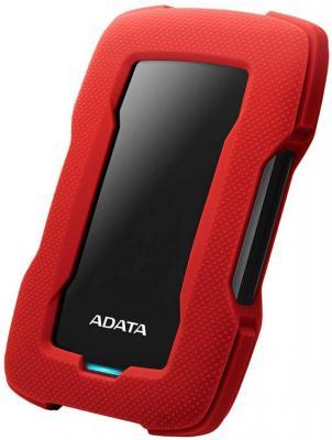 Жесткий диск A-Data USB 3.0 4Tb AHD330-4TU31-CRD HD330 DashDrive Durable 2.5 красный жесткий диск a data usb 3 0 4tb ahd330 4tu31 crd hd330 dashdrive durable 2 5 красный