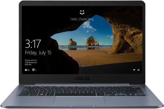 Ноутбук ASUS VivoBook E406SA-BV011T 90NB0HK1-M03490 jigu laptop battery a31lmh2 a31n1302 for asus vivobook x200ca x200ma x200m x200la f200ca 200ca 11 6 a31lm9h