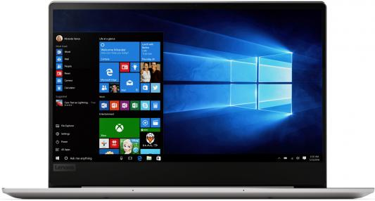 Ноутбук Lenovo IdeaPad 720S-13ARR (81BR002URU) ноутбук lenovo ideapad 100 15iby 80mj00dtrk