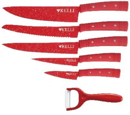 Набор ножей KELLI KL-2133