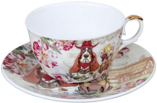 Чайный набор Rosenberg RCE-255003-Dog кружка заварочная rosenberg rce 260023