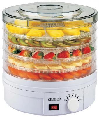 Сушилка для овощей и фруктов Zimber ZM 11021 все цены
