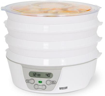Сушилка для овощей и фруктов MYSTERY MDH-325 белый