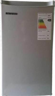 Холодильник BRAVO XR-100 серебристый минихолодильник bravo xr 50 s серебристый