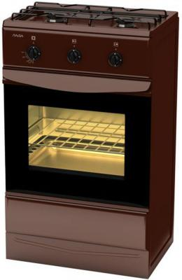 Газовая плита Лада GP 5203 коричневый