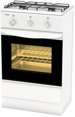 Газовая плита Лада GP 5203 белый