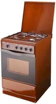Газовая плита PR 14.120-03.1 коричневый
