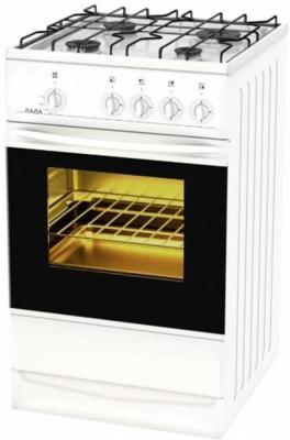 Газовая плита Лада PR 14.120-04 белый