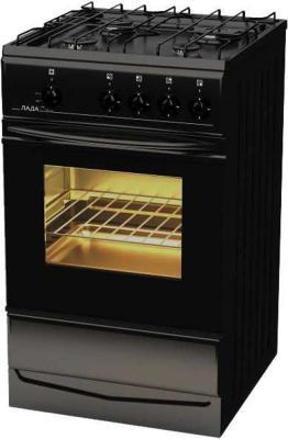 Газовая плита Лада PR 14.120-04.1 черный